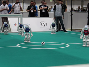 RoboCup 2016 in Germany